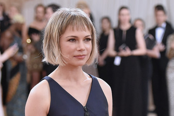 Michelle Williams 'Manus x Machina: Fashion in an Age of Technology' Costume Institute Gala