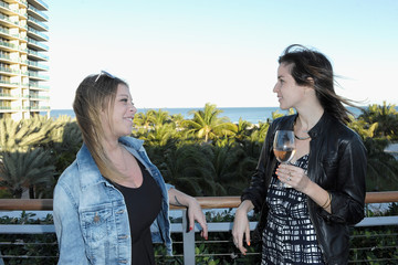 Michelle Williams Director's VIP Welcome Happy Hour - 2016 Food Network & Cooking Channel South Beach Wine & Food Festival Presented By FOOD & WINE