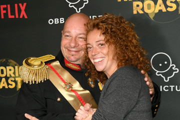 Michelle Wolf Premiere Party For The OBB Pictures And Netflix Original Series 'Historical Roasts' Featuring Jeff Ross