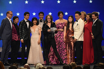 Michelle Yeoh Awkwafina The 24th Annual Critics' Choice Awards - Show