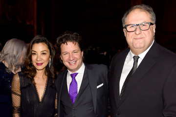 Michelle Yeoh John Penotti The National Board Of Review Annual Awards Gala - Inside