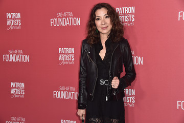 Michelle Yeoh SAG-AFTRA Foundation's 3rd Annual Patron Of The Artists Awards - Arrivals