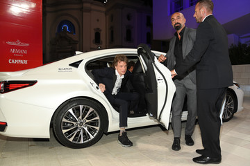 Mick Jagger Lexus At The 76th Venice Film Festival - Day 11