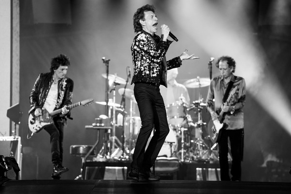 Mick Jagger Ronnie Wood Photos - 1 of 443