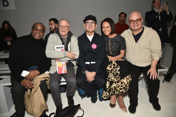 Mickey Boardman Bibhu Mohapatra - Front Row - February 2017 - New York Fashion Week: The Shows
