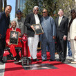 Mickey Stevenson Funk Brothers Receive Star on the Walk of Fame