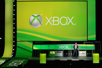 Don Mattrick Microsoft Holds News Briefing Ahead Of E3 Conference