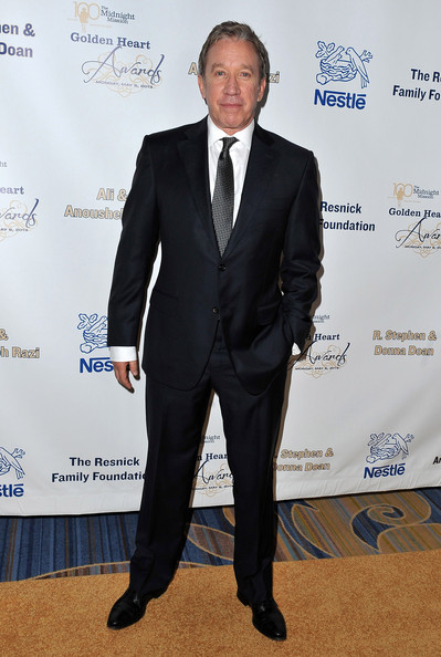 Arrivals at the Midnight Mission Golden Heart Awards 2