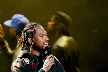 Miguel 2018 BET Awards - Show