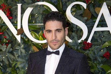Miguel Angel Silvestre Porcelanosa Opening Store in Malaga