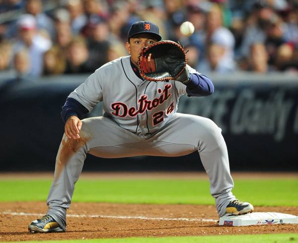 Detroit Tigers v Atlanta Braves
