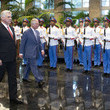 Miguel D'az-Canel The Prince Of Wales And Duchess Of Cornwall Visit Cuba