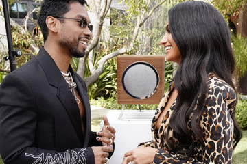 Miguel Nazanin Mandi 2020 Roc Nation THE BRUNCH - Inside