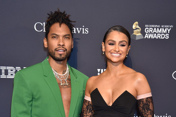 "Miguel Nazanin Mandi Pre-GRAMMY Gala and GRAMMY Salute to Industry Icons Honoring Sean ""Diddy"" Combs - Arrivals"