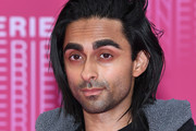 """Jury digital Canneseries member Adi Shankar attends """"Miguel"""" and """"Undercover"""" screening during the 1st Cannes International Series Festival at Palais des Festivals on April 10, 2018 in Cannes, France."""