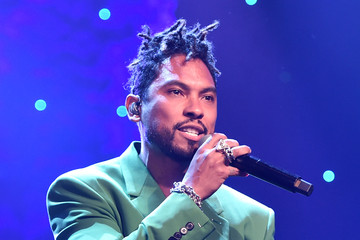 "Miguel Pre-GRAMMY Gala and GRAMMY Salute to Industry Icons Honoring Sean ""Diddy"" Combs - Inside"