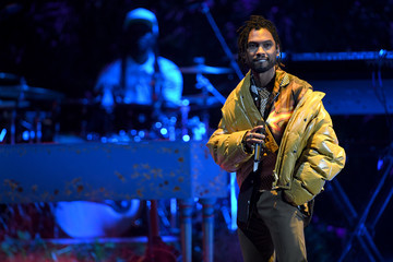 Miguel The 20th Annual Latin GRAMMY Awards - Show