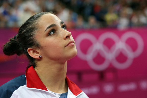 Mihai Brestyan Aly Raisman Photos Olympics Day 11