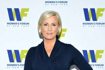 Mika Brzezinski The 9th Annual Elly Awards Hosted By The Women's Forum Of New York - Arrivals
