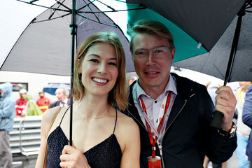 Mika Hakkinen F1 Grand Prix of Monaco