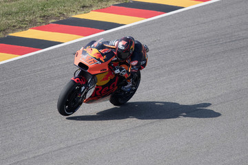 Mika Kallio MotoGp Of Germany - Free Practice