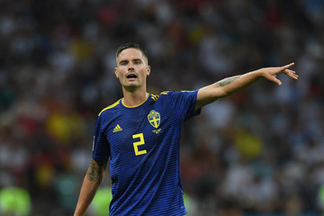 Mikael Lustig Germany vs. Sweden: Group F - 2018 FIFA World Cup Russia