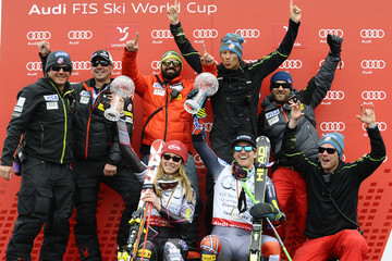 Mikaela Shiffrin Audi FIS World Cup - Men's Giant Slalom
