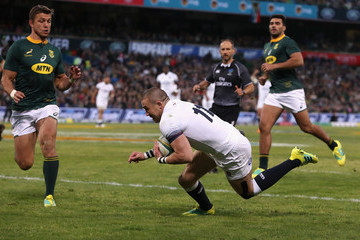 Mike Brown South Africa vs. England