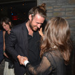 Mike Cahill Guests at 'The East' Afterparty in NYC