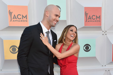 Mike Caussin 51st Academy of Country Music Awards - Arrivals