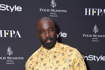 Mike Colter The Hollywood Foreign Press Association And InStyle Party At 2018 Toronto International Film Festival - Arrivals