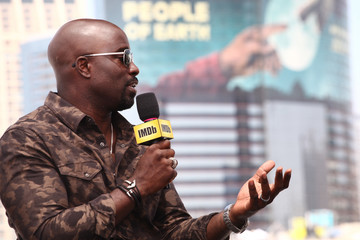 Mike Colter #IMDboat At San Diego Comic-Con 2017: Day Three