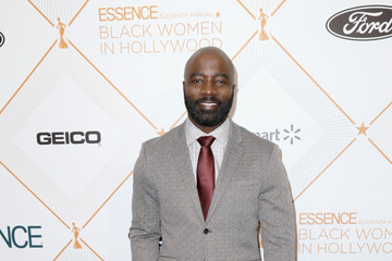 Mike Colter 2018 Essence Black Women In Hollywood Oscars Luncheon - Red Carpet
