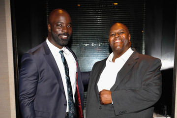 Mike Colter After Party For 'SKIN' (TIFF)