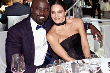 Mike Colter 25th Annual Elton John AIDS Foundation's Oscar Viewing Party - Inside