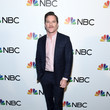 Mike Doyle NBC And The Cinema Society Host A Party For The Casts Of NBC Midseason 2020