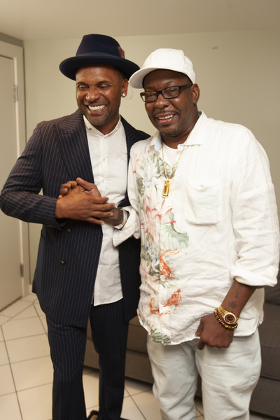 Mike Epps and Bobby Brown - Singer Photos Photos - ESSENCE