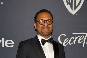 Mike Epps The 2020 InStyle And Warner Bros. 77th Annual Golden Globe Awards Post-Party - Red Carpet