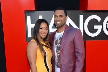 Mike Epps Mechelle McCain 'The Hangover Part III' Premieres in LA — Part 3