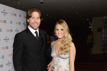 Mike Fisher Carrie Underwood TIME 100 Gala Cocktails