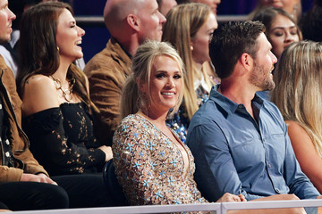 Mike Fisher Carrie Underwood 2019 CMT Music Awards - Show