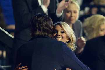 Mike Fisher Carrie Underwood The CMT Music Awards in Nashville