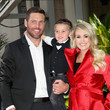 Mike Fisher Carrie Underwood Honored With Star On The Hollywood Walk Of Fame