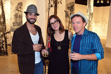 Mike Hall Art Miami After Party