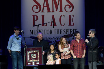 Mike Hamilton Sam's Place - Music For The Spirit - May 03,2015