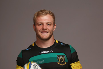 Mike Haywood Northampton Saints Photocall