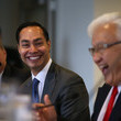 Mike Honda Julian Castro Tours New Housing Facility for Recently Homeless Vets in CA