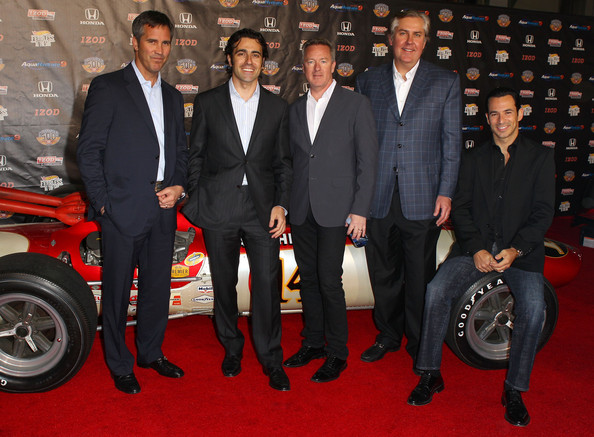IZOD IndyCar Series Party To Celebrate The 100th Anniversary Indianapolis 500
