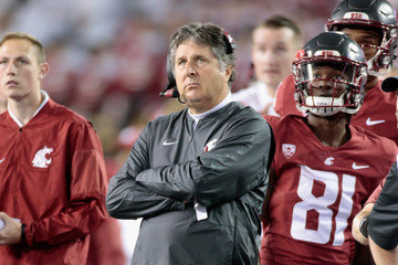 Image result for mike leach washington state