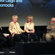 Mike Leigh 'Life Is Sweet' Photocall